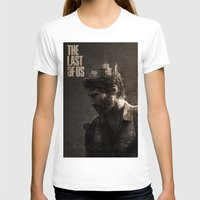 the last of us T-shirts featuring The Last Of Us by MCMLXXXV DESIGN