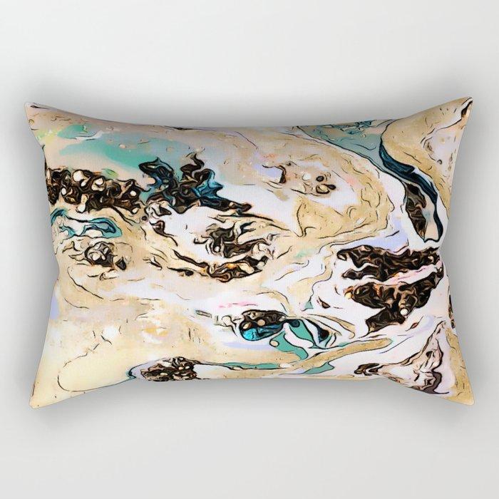 Too Close Rectangular Pillow