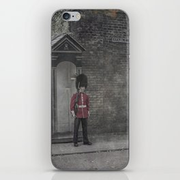 Queen's Guard iPhone Skin