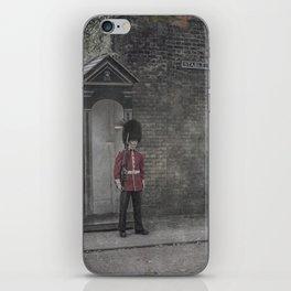 Queen's Guard iPhone Skin