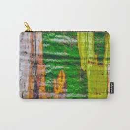 Textures of Camo Carry-All Pouch