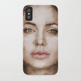 Jolie iPhone Case