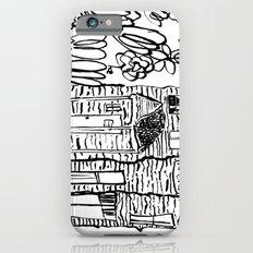 haunted house Slim Case iPhone 6s