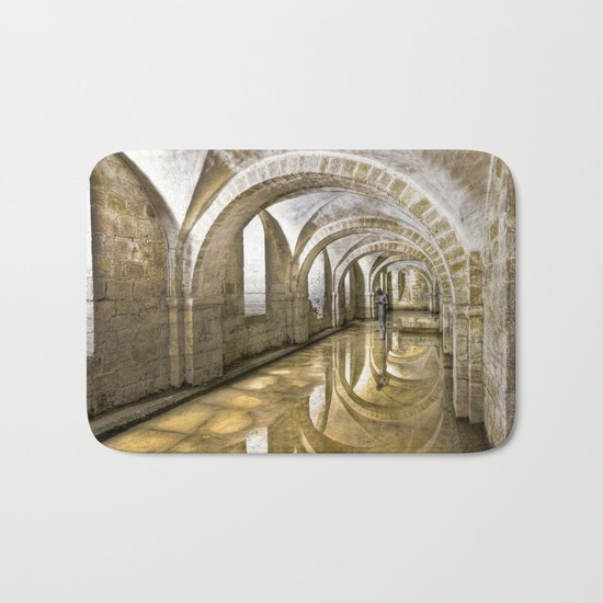 Winchester Cathedral Crypt Bath Mat