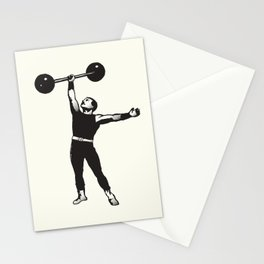 The Lifter Stationery Cards