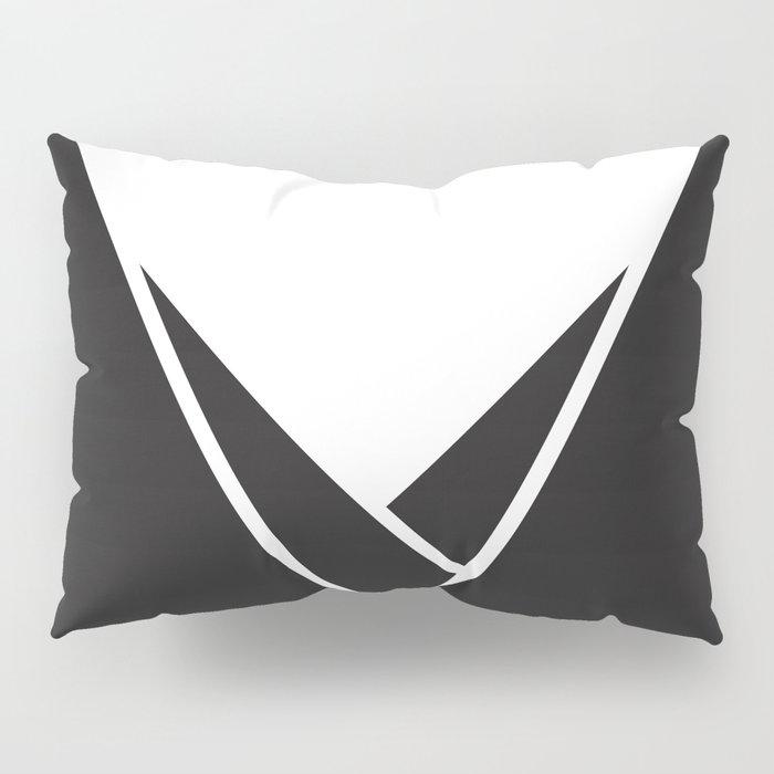 Mountainous Pillow Sham