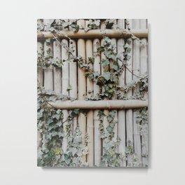 vine Metal Print