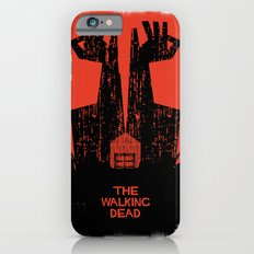 The Walking Dead. iPhone 6s Slim Case