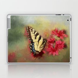 Spring Swallowtail Laptop & iPad Skin
