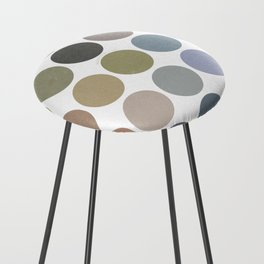 circles of color Counter Stool
