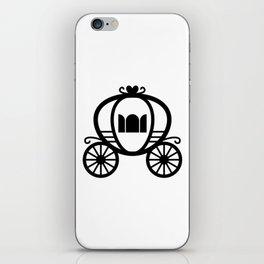 Fairy Tale Carriage iPhone Skin