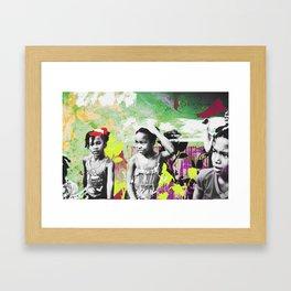 La Habana Framed Art Print