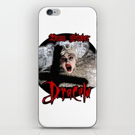 Lucy the Vampyr iPhone Skin