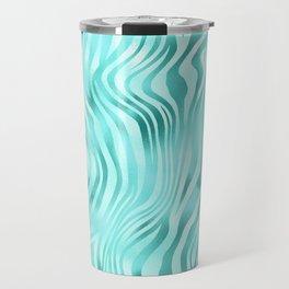 Beatiful Floral Design Travel Mug