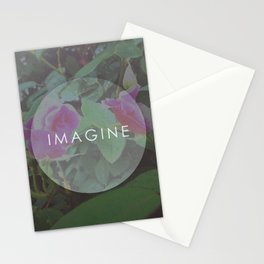 Imagine. Stationery Cards