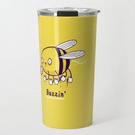 Buzzin Travel Mug