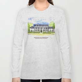 Mississippi State - Scenes Around Campus Long Sleeve T-shirt