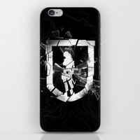 tomb raider iPhone & iPod Skins featuring Tomb Raider II. by 187designz