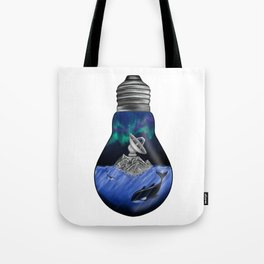 Environmental Invasion Tote Bag