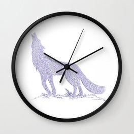 Coyote CREYES Wall Clock