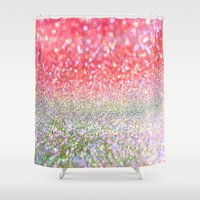 candy Shower Curtains featuring Candy. by haroulita