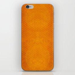 """Sabana Sunset Light Polka Dots"" iPhone Skin"