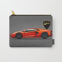 The Aventador Carry-All Pouch