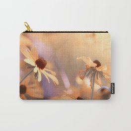 Suns star in the autumn garden Carry-All Pouch