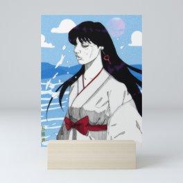 rei-chan Mini Art Print