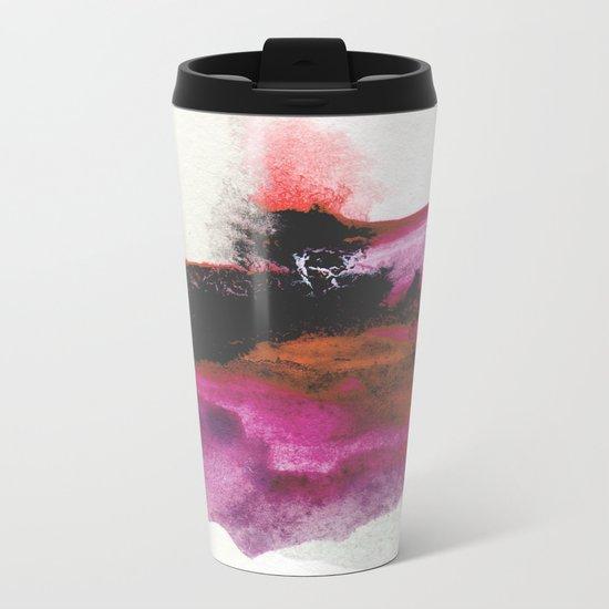 Unravel Metal Travel Mug
