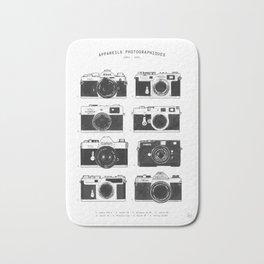 Collections - Appareil Photographiques Bath Mat