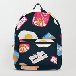 But First Breakfast Backpack
