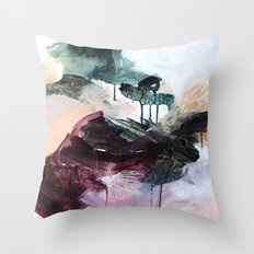 1 3 2 Throw Pillow