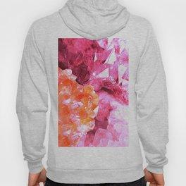 Crystal Abstract Hoody