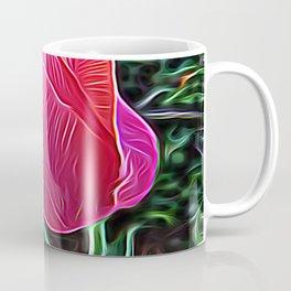 The Magenta Flower of Alchemy Coffee Mug