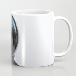 Behind the balloon Coffee Mug