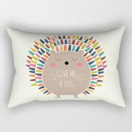 Give Me A Hug Rectangular Pillow