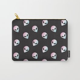 Alien holographic pattern Carry-All Pouch
