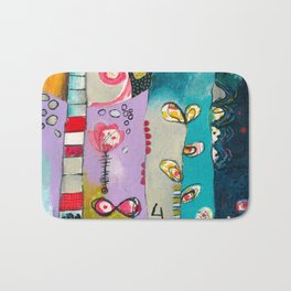 Up and Away Bath Mat