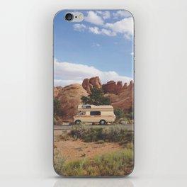 Rock Camper iPhone Skin