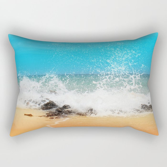 Where You Will Find Peace Rectangular Pillow