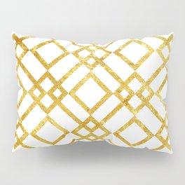 Golden Screen Pillow Sham