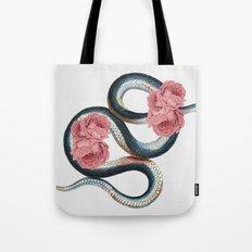 Serpent of love Tote Bag