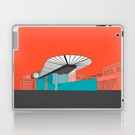 Turquoise Island Laptop & iPad Skin