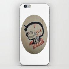 Boy Next Door - Silhouette and Anatomy Love Painting iPhone & iPod Skin