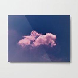 Clouds 24 Metal Print