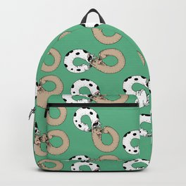 Infinity of Frenchie Backpack