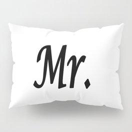 Mr. Pillow Sham