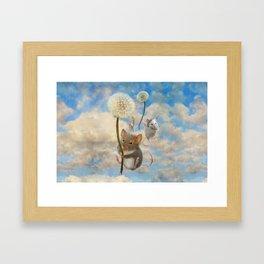 Dandemouselings Framed Art Print