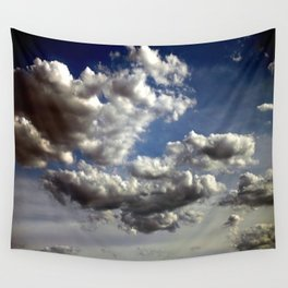Cloud Formations Wall Tapestry